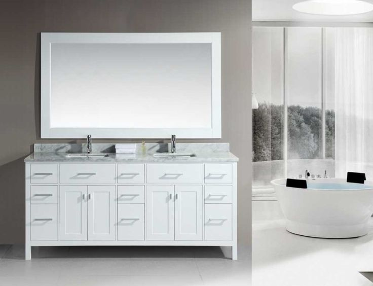 White Bathroom Sink Cabinets best 20+ bathroom vanities without tops ideas on pinterest