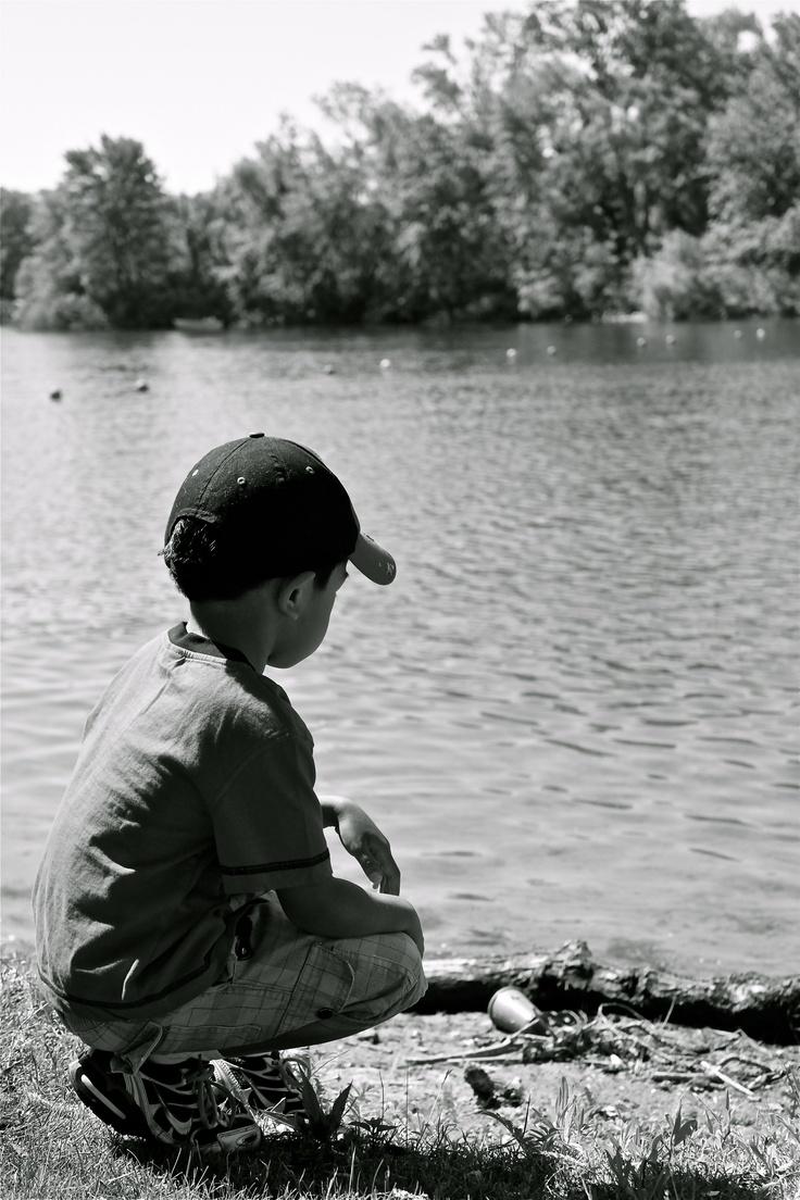 Wishing Upon The Lake...