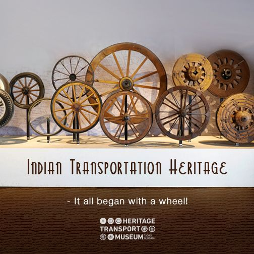 To the evolution of Indian transportation!
