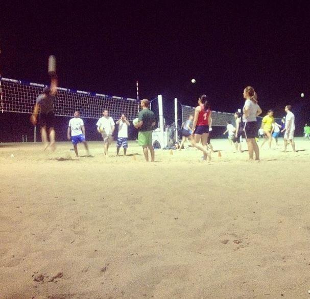Actividad física a cualquier hora, Gratis y en la Playa en #Rio  #riodejaneiro