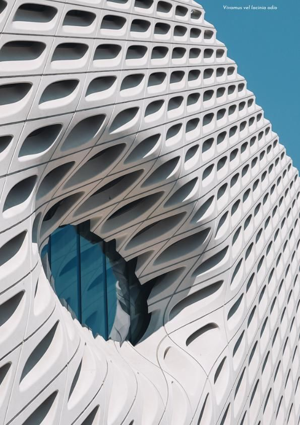 Modelo de portfólio de arquitetura profissional   – design