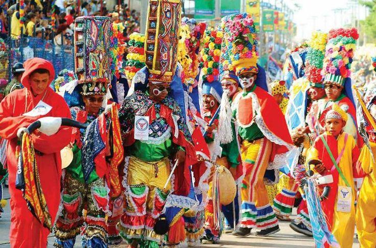 El Carnaval de Barranquilla Patrimonio de la Unesco