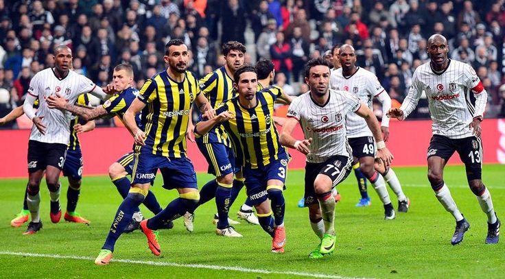 Beşiktaş-Fenerbahçe Derbisinin İddaa Oranları Açıklandı!