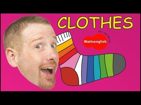 Getting Dressed + TIPS for teachers from Steve   English Stories for Kids - YouTube