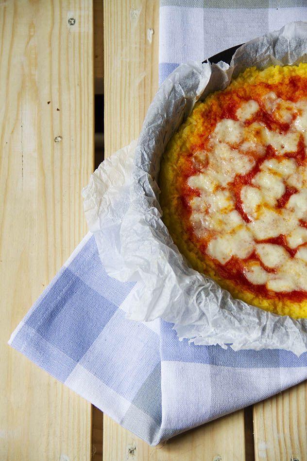 Pizza di riso (glutin-free)