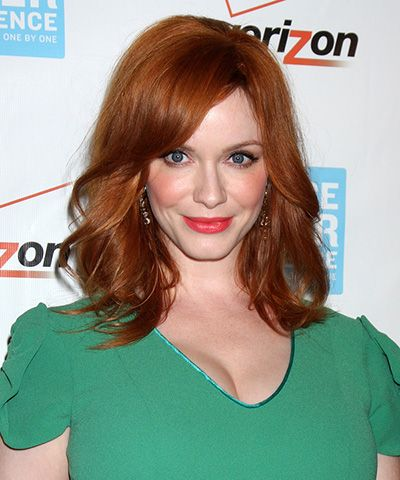 It's Christina Hendricks' Birthday!