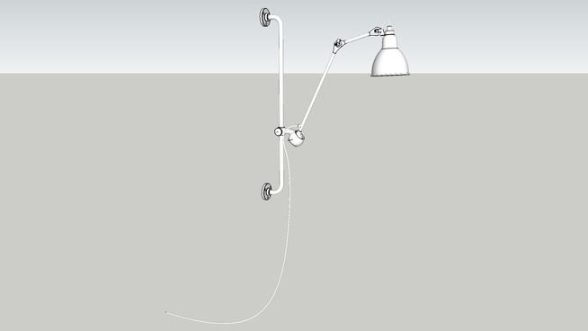 Lampe Gras №210 - 3D Warehouse