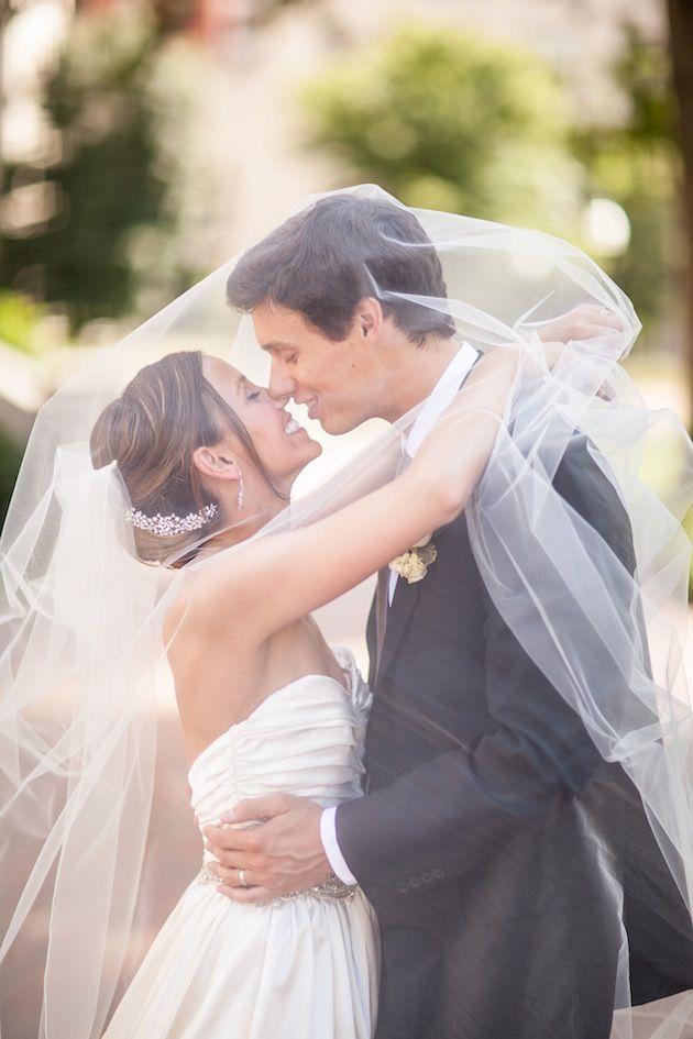 Chic, Classic, Timeless Wedding: Satin