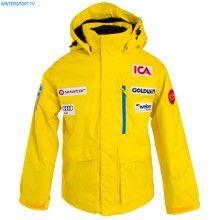 Goldwin Kids Sweden Alpine Team Jacket – Yellow