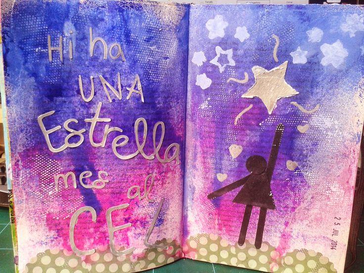 Art Journal:  Hay una estrella mas en el cielo 1999-2014