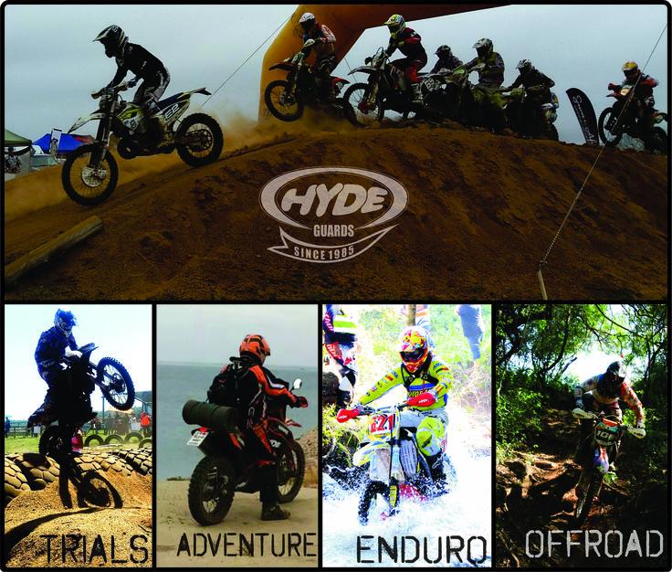 #hydeguards #trials #enduro #adventure #offroad #motorcycles #dirtbikes