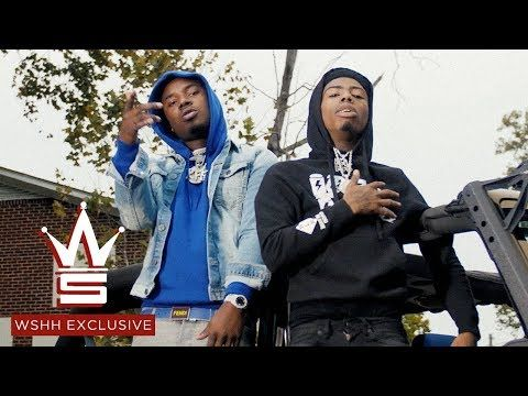 "New video Marlo Feat. Loso Loaded ""PFK (Play For Keeps)"" (WSHH Exclusive - Official Music Video) on @YouTube"