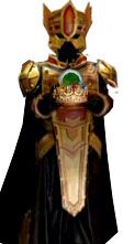 I searched for power rangers operation overdrive sentinel knight images on Bing and found this from http://powerrangers.wikia.com/wiki/Sentinel_Knight