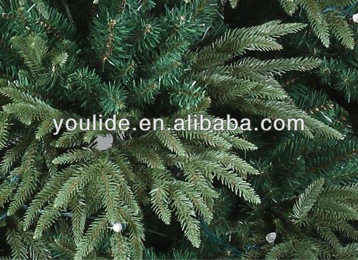 Realistic artificial christmas tree - 4 PHOTO!