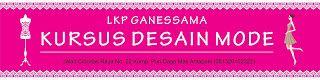 Fashion Mode Ganessama: KURSUS FASHION DESAIN MODE BANDUNG