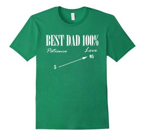 Best Dad 100% Patience Love Arrow Fun T-Shirt LosCrazyAvo... https://www.amazon.com/dp/B0791BZYJP/ref=cm_sw_r_pi_dp_U_x_3RAxAbWFKQ8BN