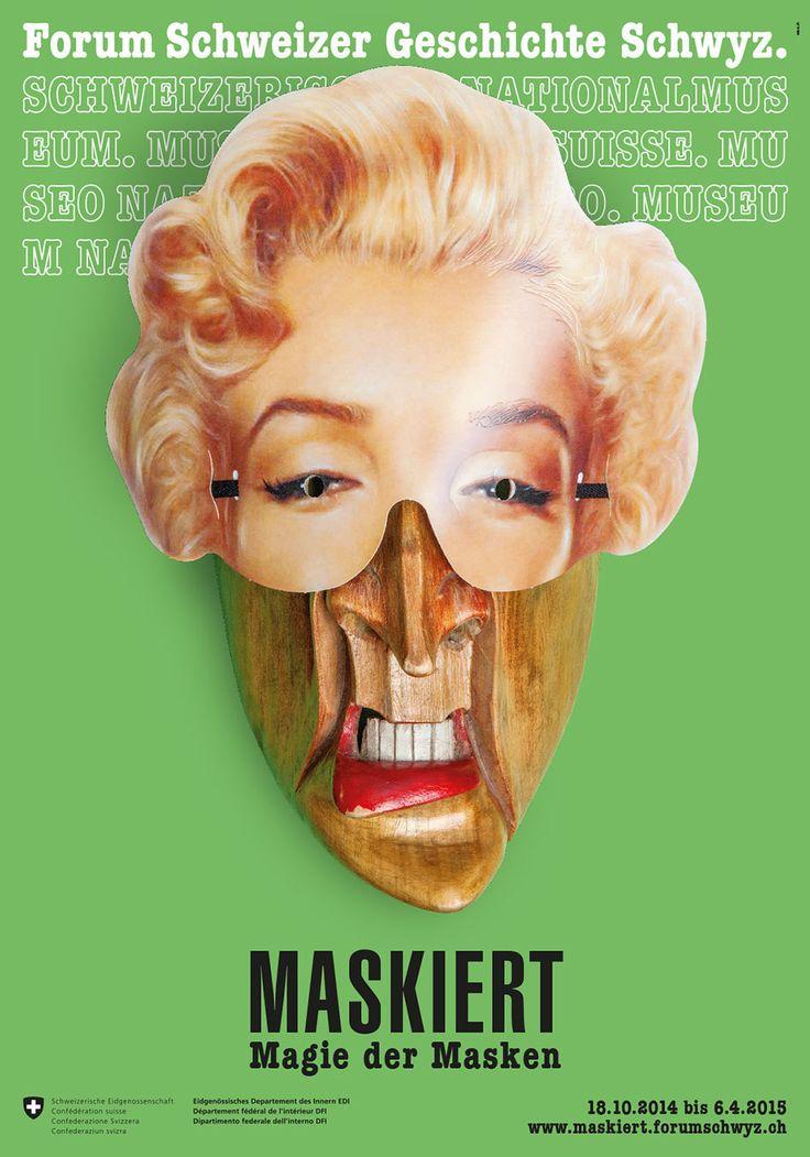 Forum Schweizer Geschichte Schwyz. «Maskiert»