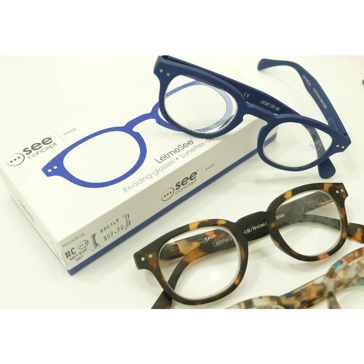 Super styley See Concept reading glasses.