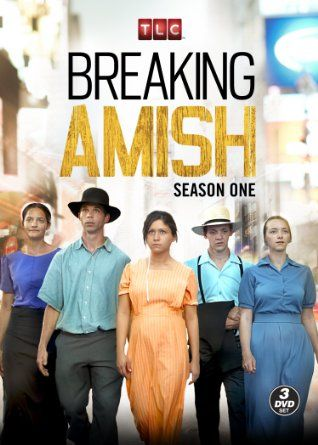 TLC attempted to show a somewhat backwards view of the Amish religion by showcasing a few Amish people and letting them tell their experiences with being Amish and all the things they could and could not do. http://www.tlc.com/tv-shows/breaking-amish/