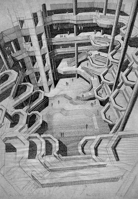 Paul Rudolph - The Concourse