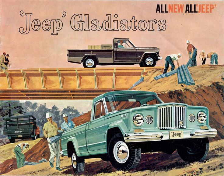 Jeep Gladiator C er Concept besides Jeep Gladiator J J Four Wheel Drive Wd Custom Pickup Truck besides Ab D F Aa F C Ccf Jeep Gladiator Jeep Dealer furthermore Jeep Gladiator J as well Vintage Monday Jeep Gladiator Pickup Successor. on 1965 jeep gladiator j3000