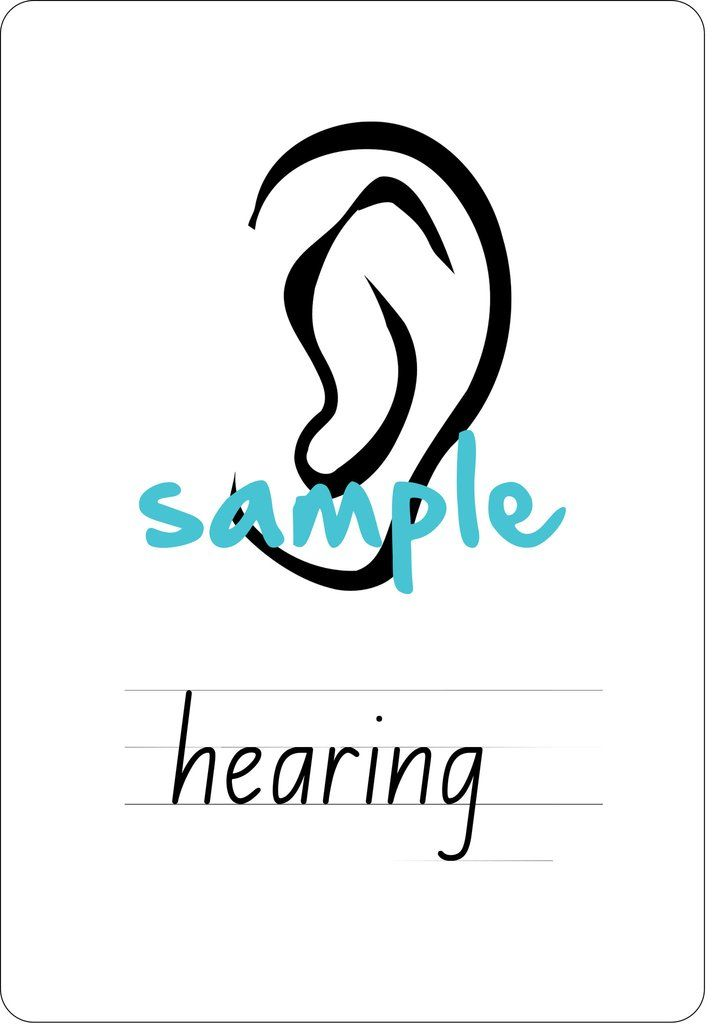 We loved learning about our five senses and these printables were just what we needed. Included, A4 Wall cards 12...