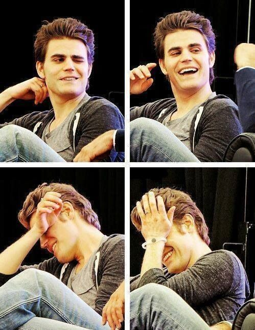 paul wesley, tvd, and the vampire diaries afbeelding