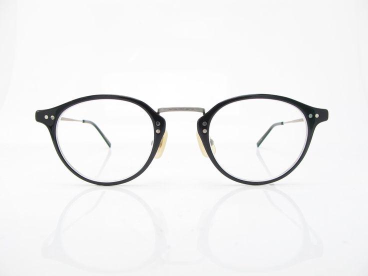 金子眼鏡 KV-01 BK