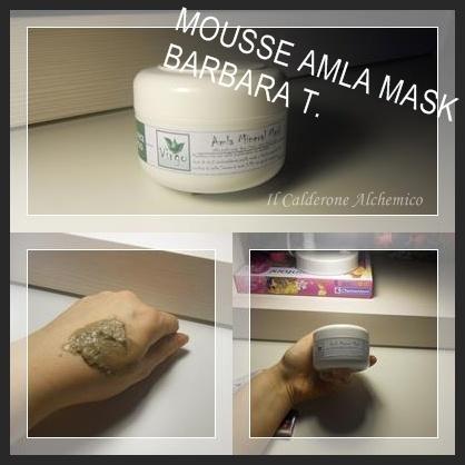 Il Calderone Alchemico Cosmesi Home Made: MOUSSE AMLA MASK (Barbara T.)