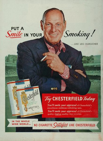 Chesterfield (Leo Durocher)