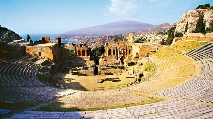 Taormina, Sisilia - Italia