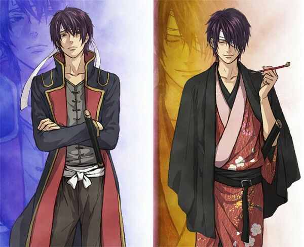 Gintama, Kiheitai, Takasugi Shinsuke