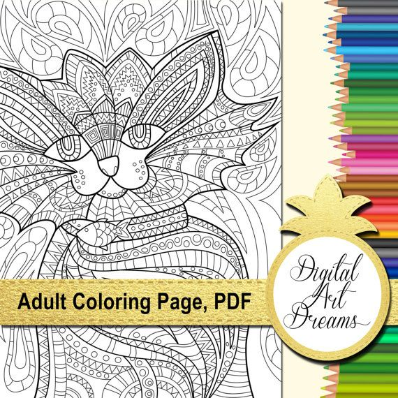 19 best Adult Coloring Pages images on Pinterest Hand drawn