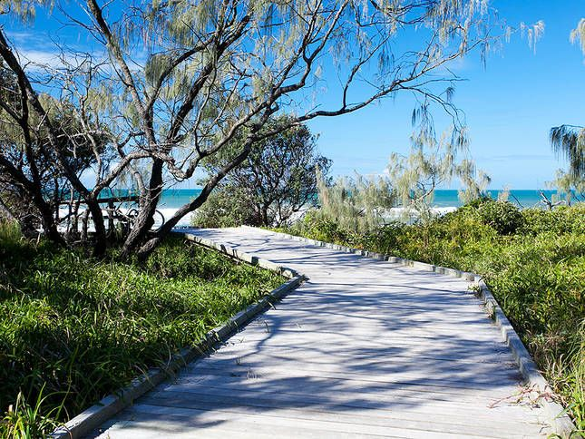Green House | Coolum, QLD | Accommodation