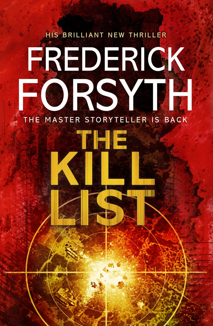The Kill List [2013][Frederick Forsyth][mobi/epub][INFERNO]