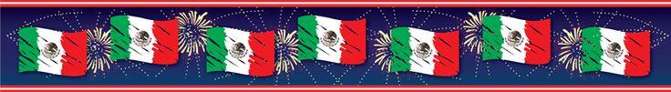 OT/002 Banderas  Serie de banders de México, que representan nuestro amor a la patria, ideal para tus frisos.  Búscanos!! www.maestrocreativo.com