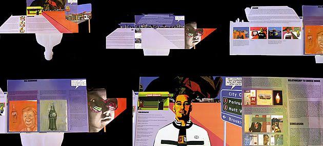 A2 Art personal study fine art