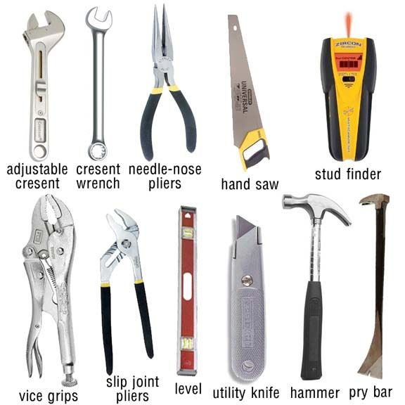 basic tool kit essay A hand tool is any tool that is powered by hand rather than a motor categories of hand tools include wrenches, pliers, cutters, striking tools, struck or hammered.