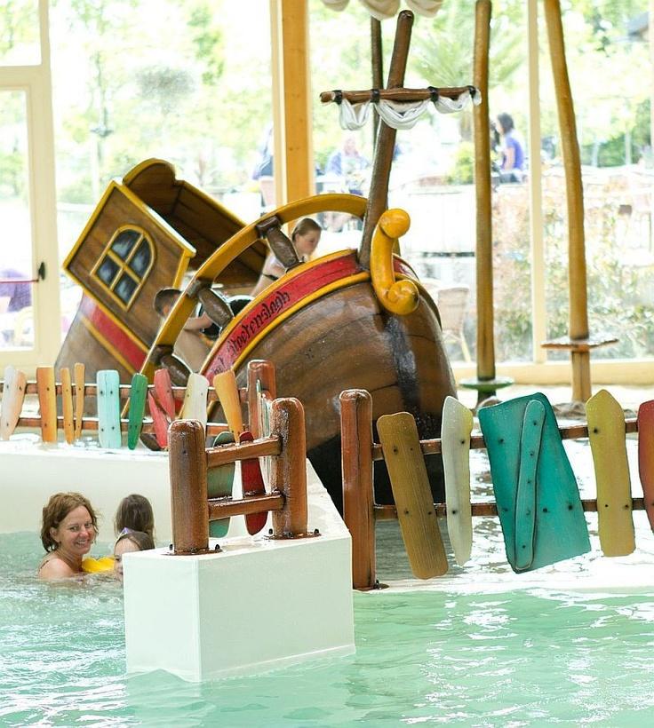 Vier uw vakantie in Overijssel op een camping met zwembad!