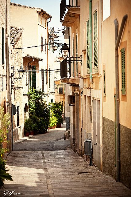 alcudia - old town V