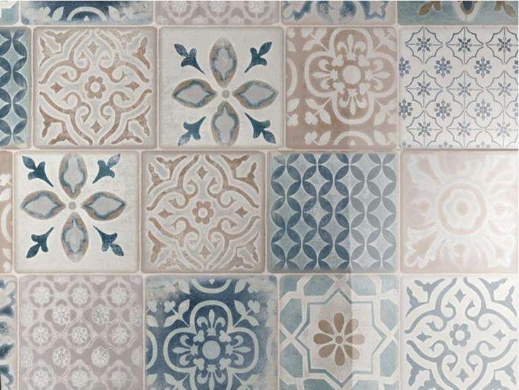 Piastrelle geometriche tendenza casa 2016 - Frame, Ragno