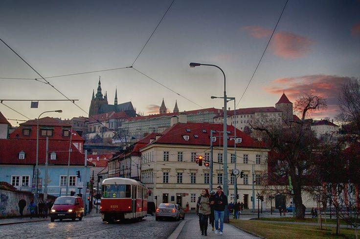 Prague - Czech  #praha #prague #praga #hrad #zamek #castle #Czechy #Czech #CzechRepublic #TschechischeRepublik #Schloss