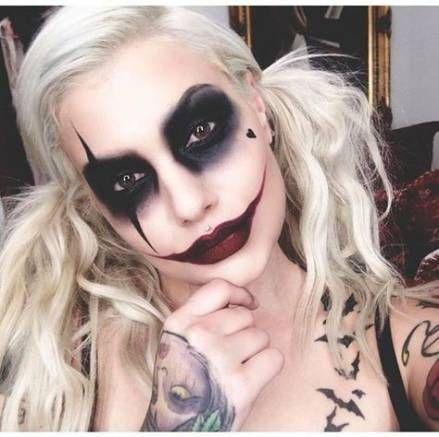 Makeup Ideas Party Harley Quinn 48 Ideas