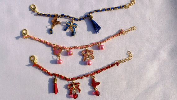 Chain elegant cold bracelets No2 gold chaingold by ArtisticBreaths