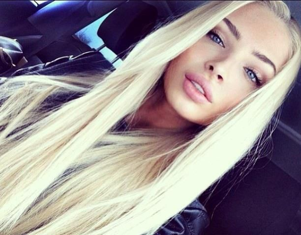 Alena Shishkova | Hairstyles for Long Hair
