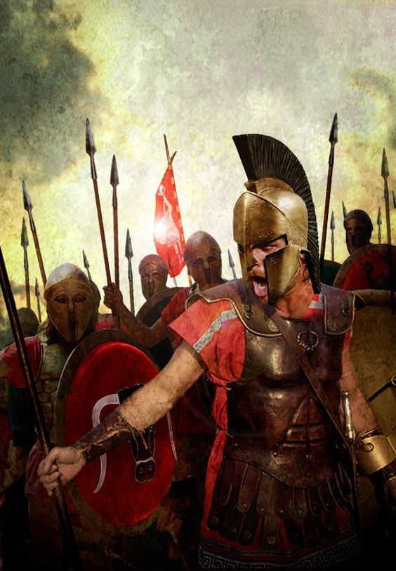 Stand of the Spartans by ChrisRawlins.deviantart.com on @DeviantArt