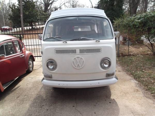 VW Bus For Sale In Georgia Westfalia Camper Van Conversions