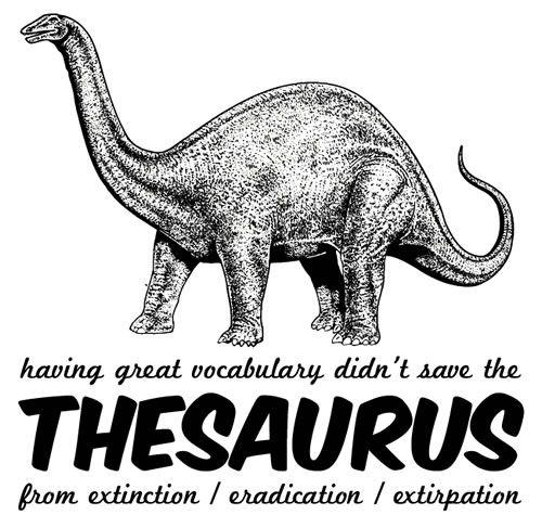 HahaThesaurus, Laugh, Funny Stuff, Humor, Dinosaurs, Things, English Languages, Giggles, Grammar
