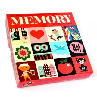 Omm Design Memory Game Perfect gift for your little people this Christmas!http://www.charliesbucket.com.au/Product.aspx?ProductID=3034
