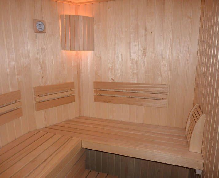 Sauna - Apartment Strandläufer - H+ Ferienpark Usedom - Offizielle Webseite
